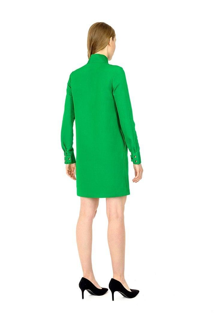 Платье «V.K.» green