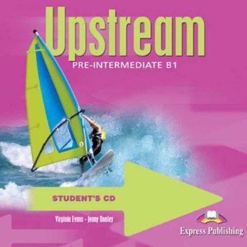 Upstream Pre-Intermediate B1. Student's Audio CD. Аудио CD для работы дома