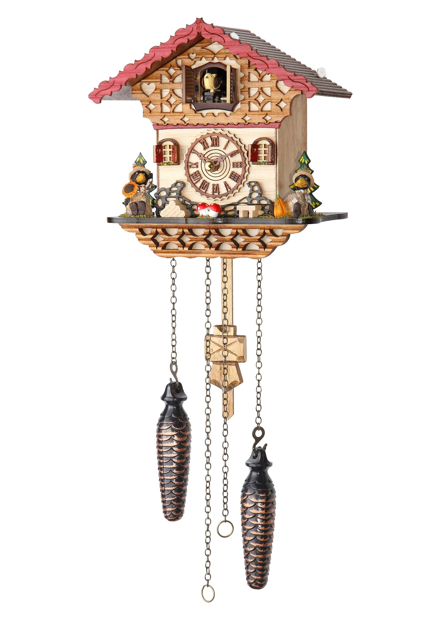 Часы настенные Часы настенные с кукушкой Trenkle 4232 QM chasy-nastennye-s-kukushkoy-trenkle-4232-qm-germaniya.jpg