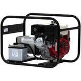 Генератор бензиновый EUROPOWER EP4100E - фотография