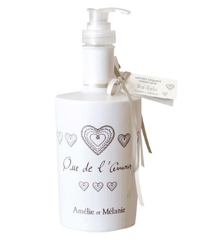 Ароматизированное жидкое мыло Только любовь, Amelie et Melanie