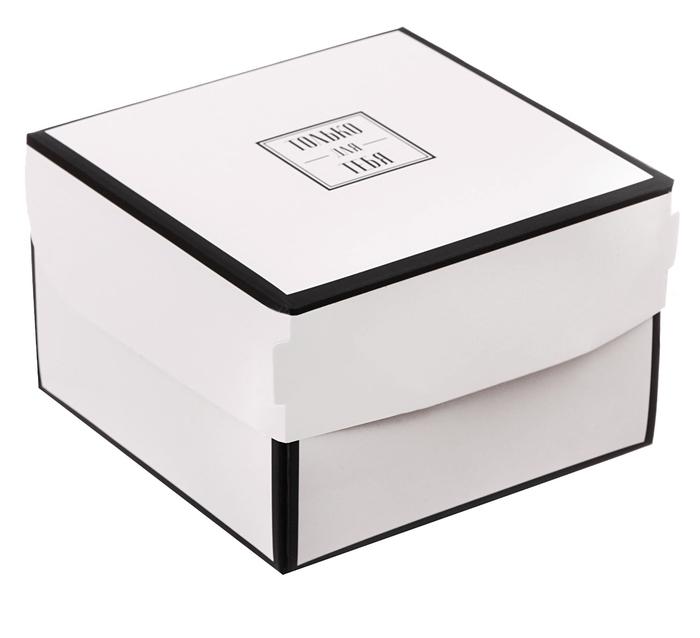 Коробка из картона «Только для тебя», 12 × 8 × 12 см