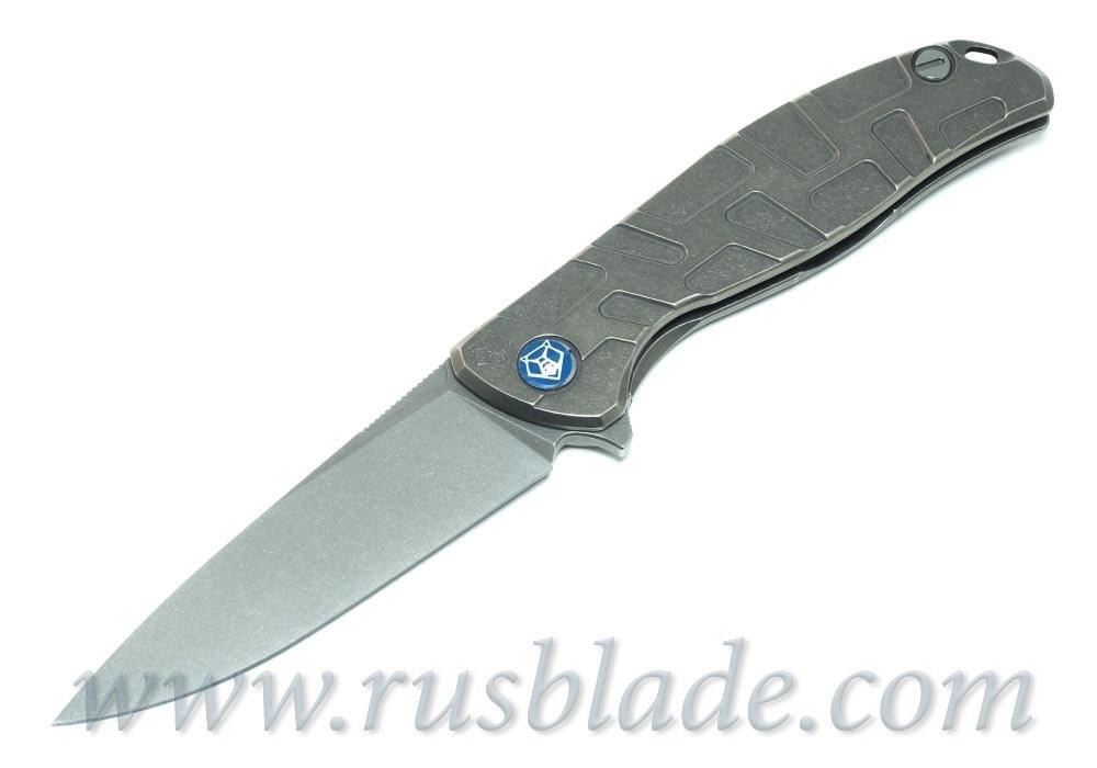 Shirogorov Flipper 95 vanax 37 T-mode MRBS
