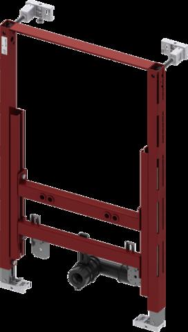 Модуль биде TECEprofil для застенного монтажа, монтажная высота 820 мм (9330005)