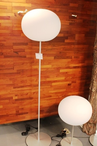 replica  Flos  Glo-Ball  floor  lamp