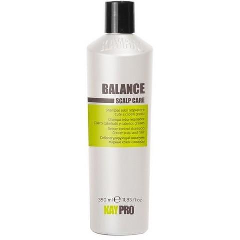Шампунь себорегулирующий для жирных волос KAYPRO, 350 мл