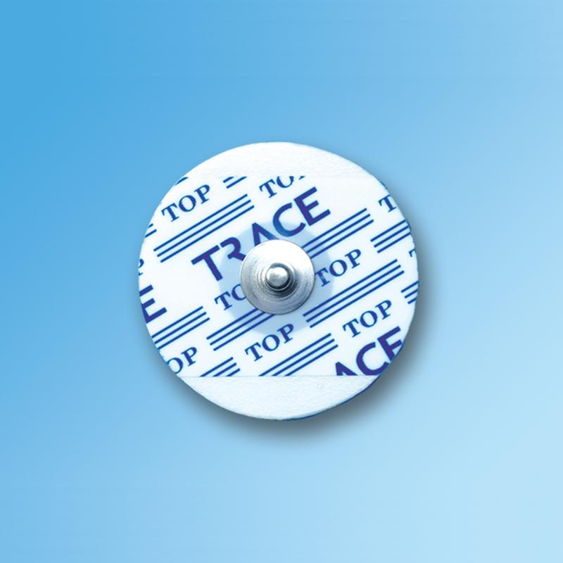 Электрод  ЭКГ 30мм для детей, одноразовый, TRACE NP 30 RFI, Ceracarta (8,05 руб/шт)