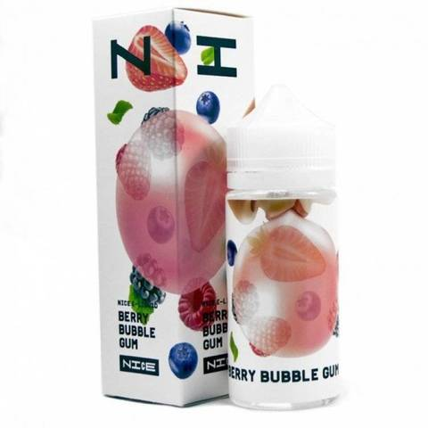 Nice: Berry Bubble Gum
