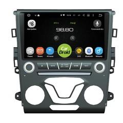 Штатная магнитола на Android 8.0 для Ford Mondeo V 15+ Roximo CarDroid RD-1703