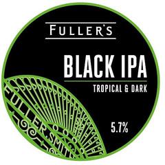 Пиво Fullers Black IPA
