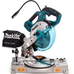 Пила торцовочная аккумуляторная Makita DLS600Z
