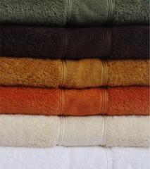 Набор полотенец 2 шт Carrara Luxor белый