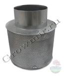 Высокоэффективный угольный фильтр Clean smell 125 mini до 250 м³/ч.