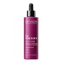 Revlon Professional Be Fabulous C.R.E.A.M. Anti-Age Serum For Normal Thick Hair - Антивозрастная сыворотка для нормальных/густых волос