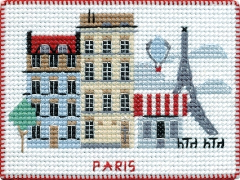 Столицы мира. Париж