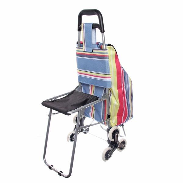 купить сумка хозяйственная со стульчиком