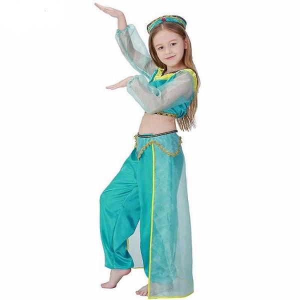 Аладдин костюм детский Принцесса Жасмин