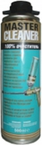 Mastercleaner очиститель от монтажной пены 500мл (16шт/кор)