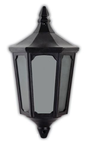 Светильник садово-парковый, 60W 220V E27 черный , IP44 , 4206 (Feron)