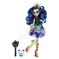 Кукла Monster High Гулия Йелпс (Ghoulia Yelps) - Сладкие крики (Sweet Screams)