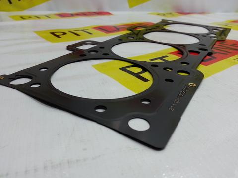 Прокладка ГБЦ металлиеская для 8-ми клапанных двигателей Лада Гранта/Калина.