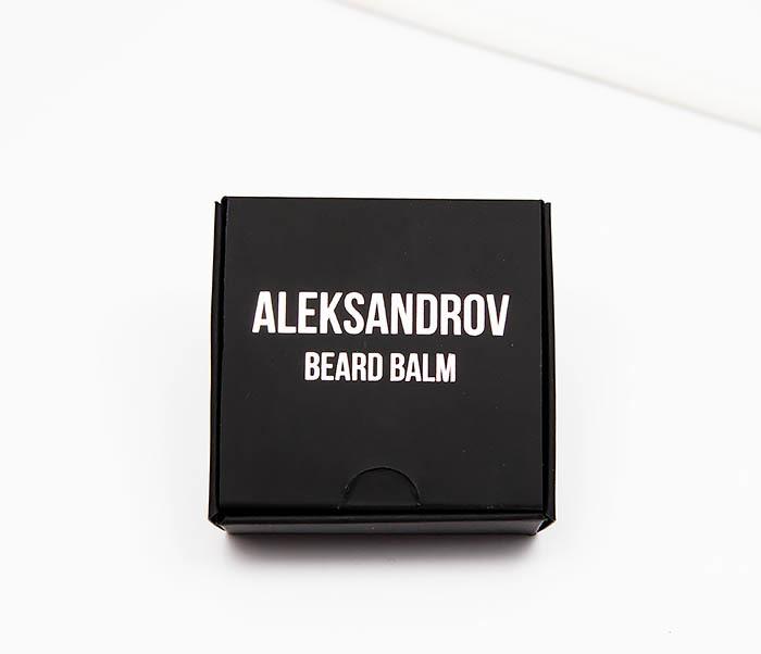 RAZ424-3 Ухаживающий бальзам для бороды Aleksandrov  «Sunset» (30 гр) фото 07