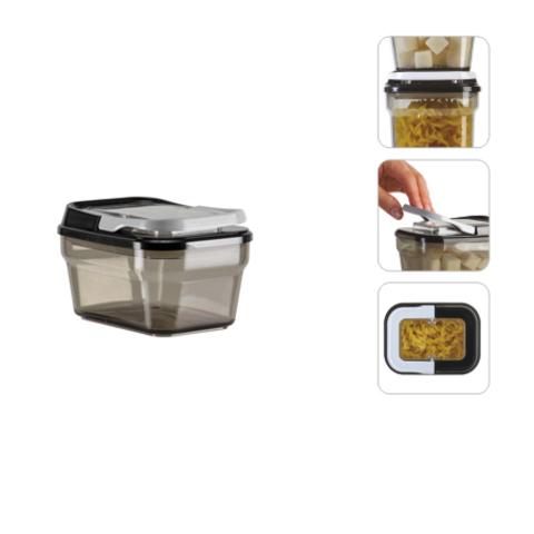 Контейнер для сыпучих продуктов Nadoba Svatava 741313, 0.38 литра, пластик, фото