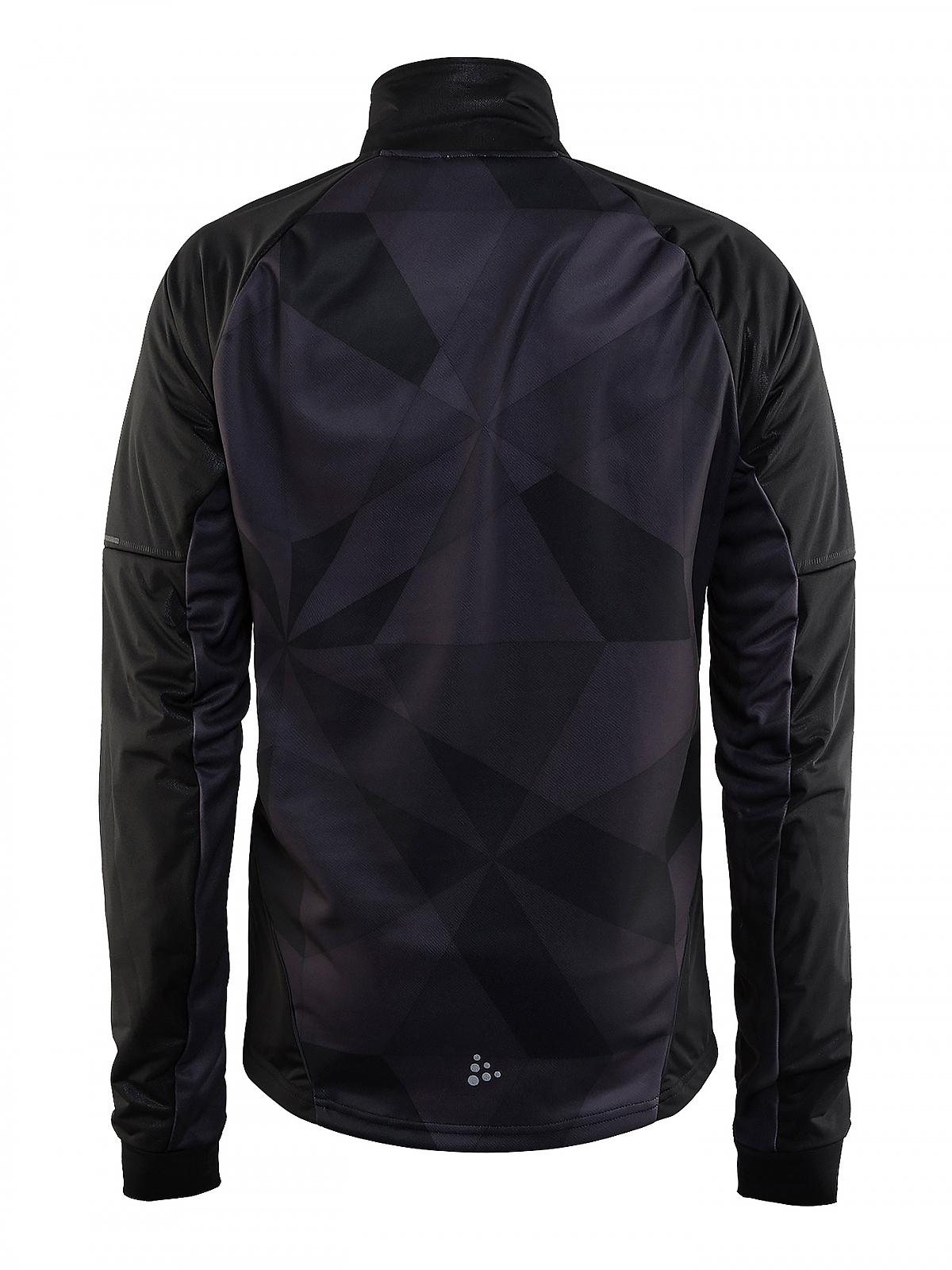 Мужская лыжная куртка Craft Storm 2.0 1904258-9091 черная