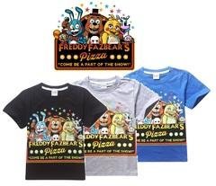 Пять ночей с Фредди футболка — Freddy Fazbear Pizza T-shirt