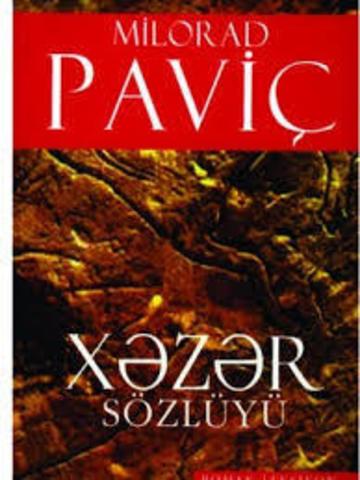 Xəzər sözlüyü