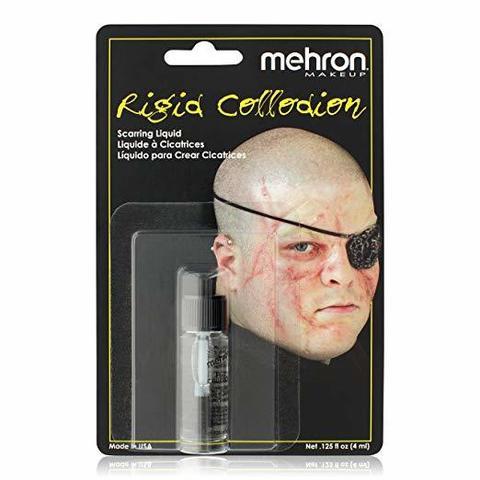 MEHRON Жидкость для создания шрамов Rigid Collodion