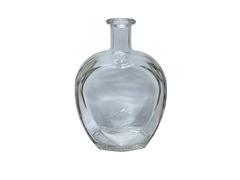 Бутылка стеклянная Сердце 0,5л 10 штук
