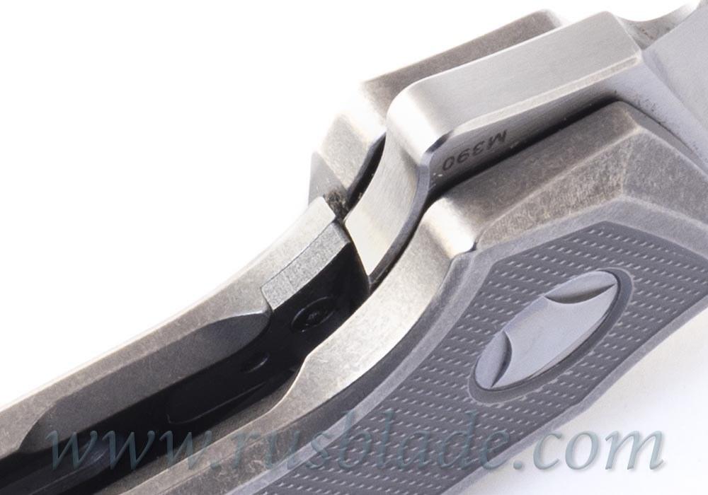 Muscle Satin CKF and Tashi Bharucha NEW Knife Limited