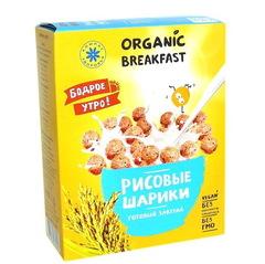 Шарики рисовые, Компас Здоровья, 100 г