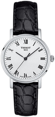Женские швейцарские наручные часы Tissot T109.210.16.033.00 Everytime Small
