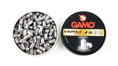 GAMO G-BUFFALO 4,5мм 1г. (200шт.) пули пневматические