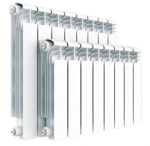 Алюминиевый радиатор Rifar Gekon - 500/90/12