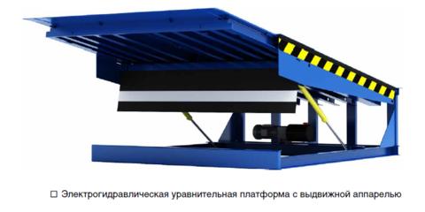 Уравнительная платформа DSI352005-(06)E Doorhan(Россия)