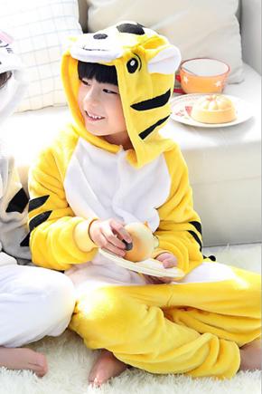 """Детские пижамы кигуруми """"Тигр Желтый"""" тигр_желтый.jpg"""