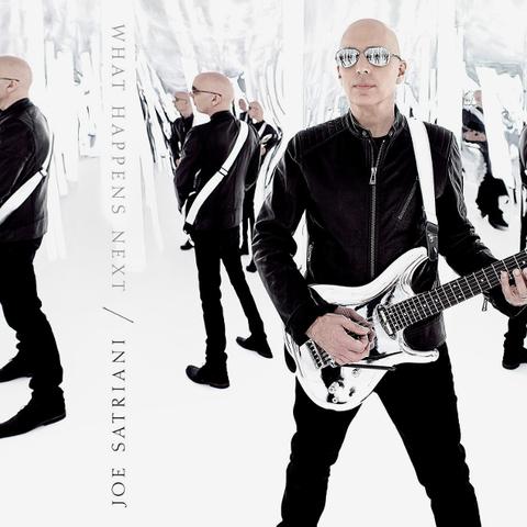 Joe Satriani / What Happens Next (2LP)