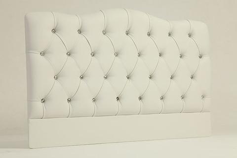Панель декоративная 3 (для БИ 555) (кожа  белый)