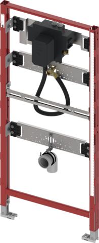 Модуль для писсуара TECEprofil с клапаном U 2, монтажная высота 1120 мм (9320013)