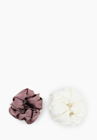 Резинка для волос из натурального шелка Naive