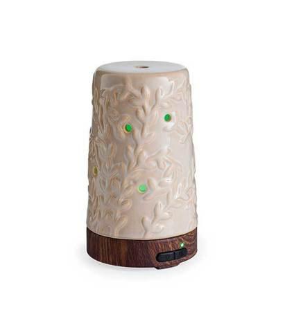 Ультразвуковой аромадиффузор Цветок, Candle Warmers