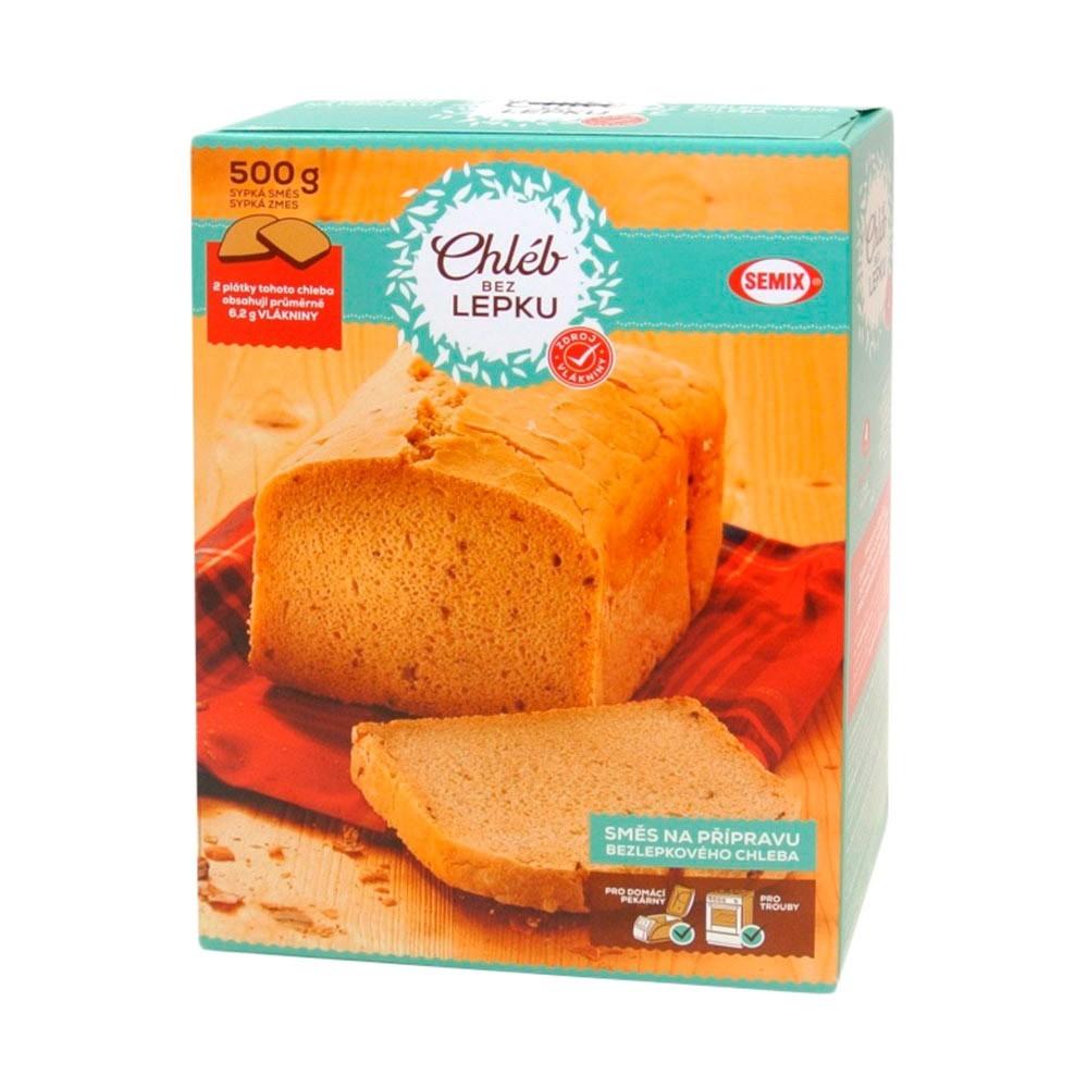 Смесь для выпечки хлеба, Безглютеновый (Semix)