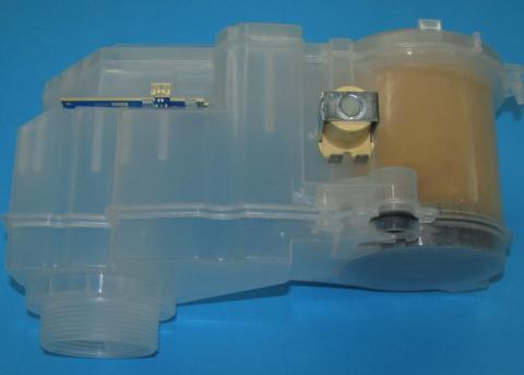 Бачок (ёмкость) для соли для посудомоечной машины Gorenje (Горенье) - 385843
