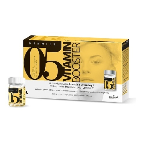 Farmona Концентрат восстанавливающий с витамином С Dermiss 05 Vitamin Booster 5x5мл