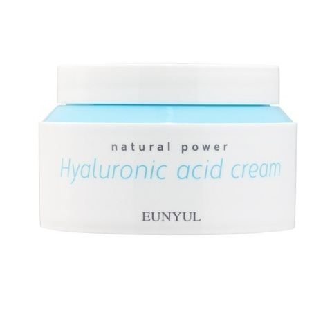 Eunyul Крем для лица с гиалуроновой кислотой Natural Power Hyaluronic Acid Cream 100мл