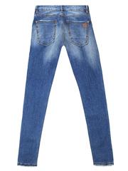 YQ276 джинсы мужские, синие