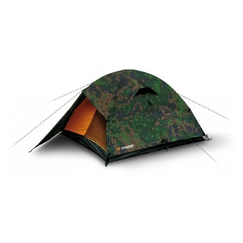 Туристическая палатка Trimm Outdoor Ohio, 2+1 (камуфляж)